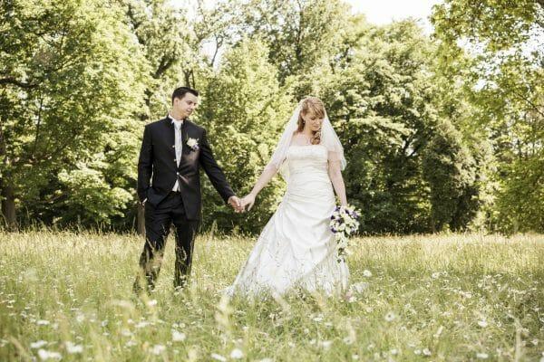 Hochzeitsfotograf First Look