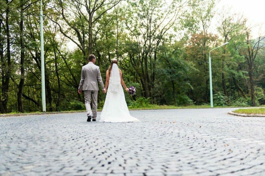 Hochzeitsfotos Höhenstrasse Wien