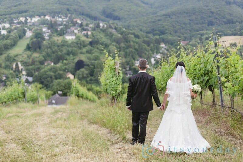 Hochzeitsfotos in Klosterneuburg