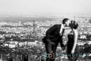 Engagement Shooting am Cobenzl