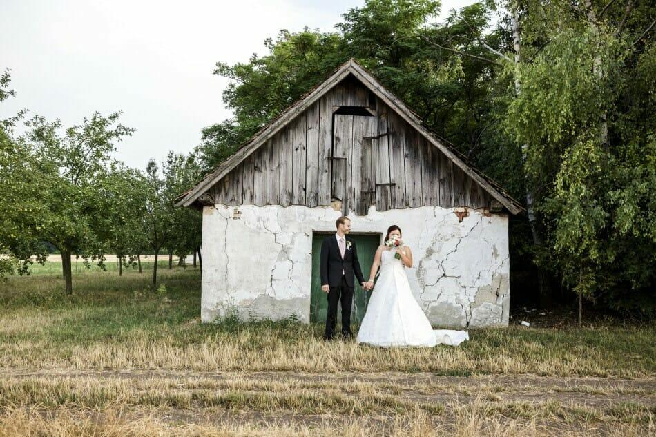 Hochzeitsfotos in Wullersdorf