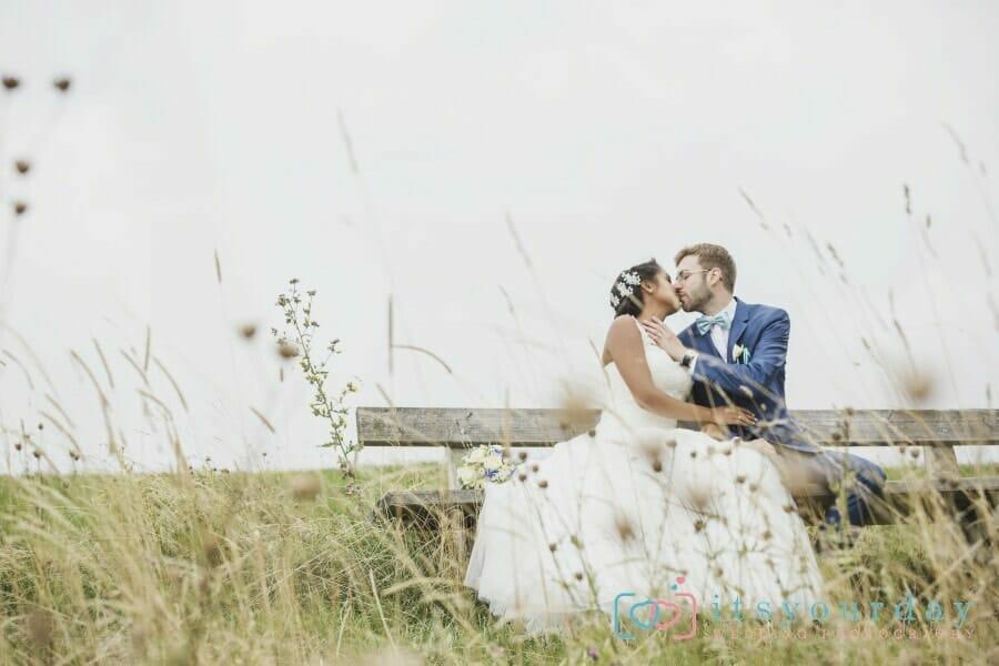 Hochzeitsfotos am Cobenzl