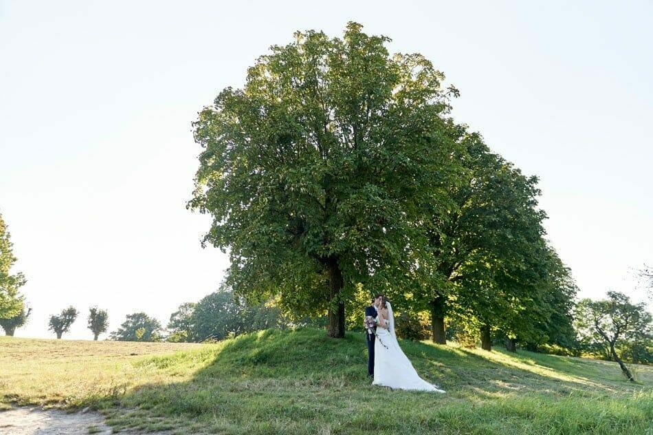 Hochzeitsfotos Kaasgrabenkirche Kahlenberg