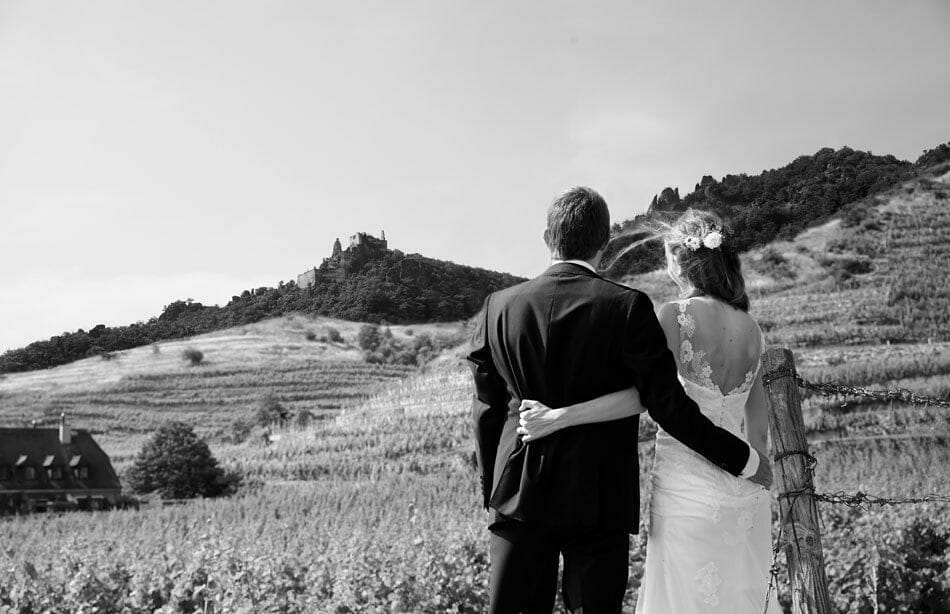 Hochzeitsfotos Weingut Hutter
