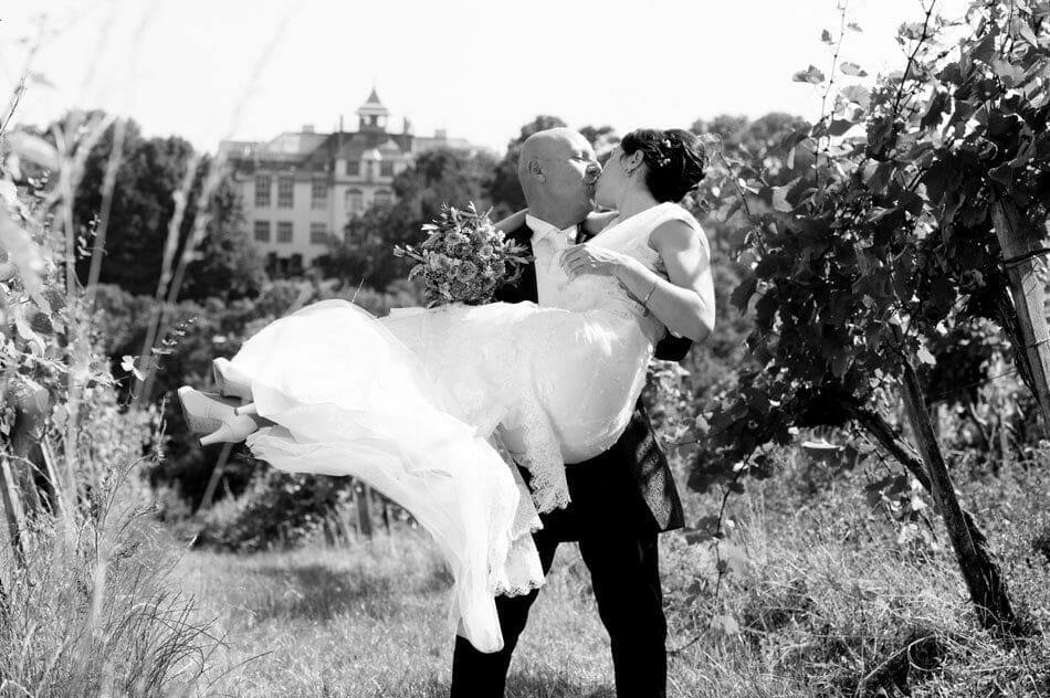 Hochzeitsfotos am Weingut am Reisenberg