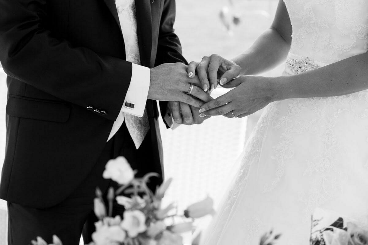 Hochzeitsfoto Hirschstetten