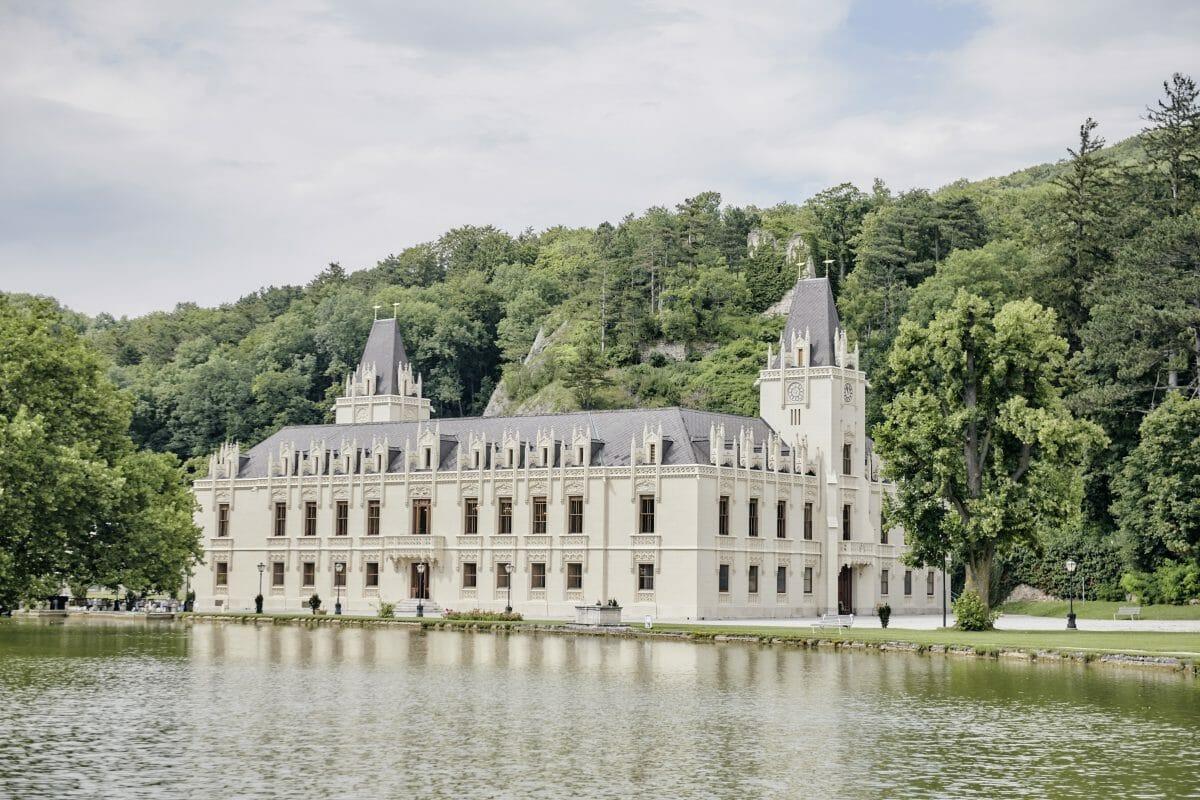 Schloss Hernstein Hochzeitsfotograf