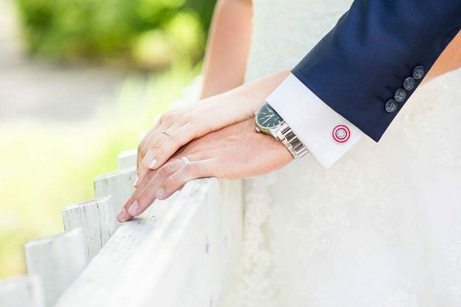 Hochzeitsfoto Laxenburg