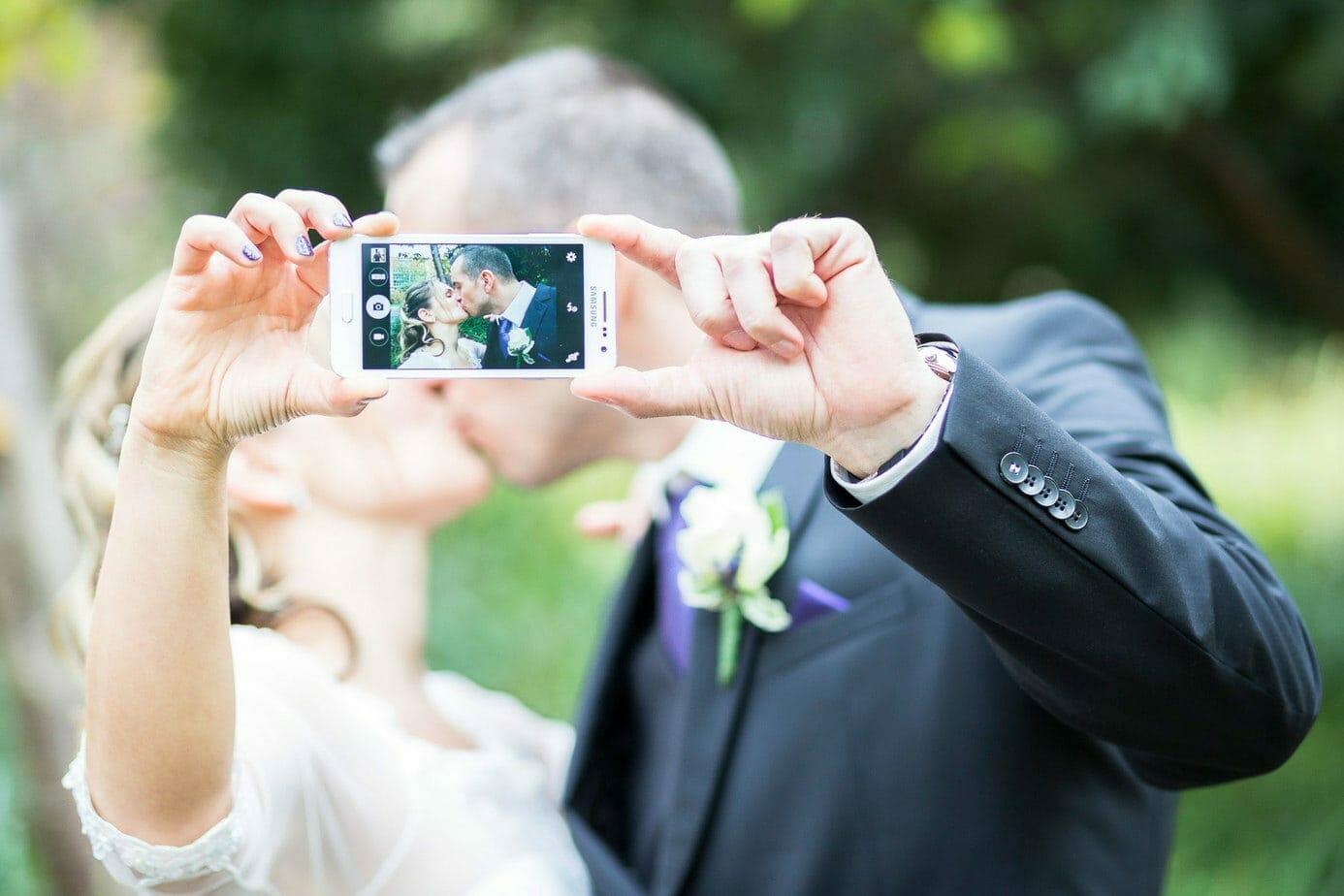 Hochzeitsfoto Stockerau