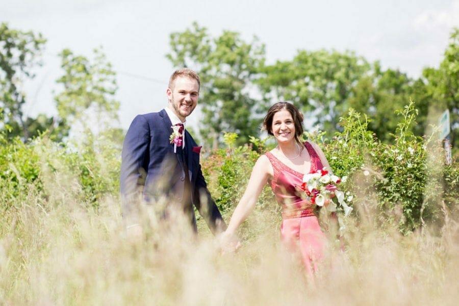 Hochzeitsfoto Weingut Reisenberg