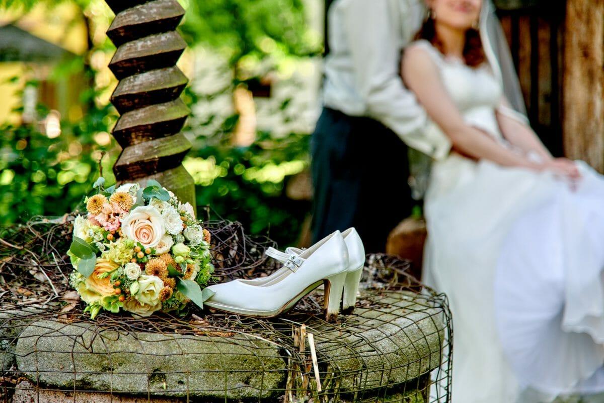 Kreative Motive für individuelle Hochzeitsfotos