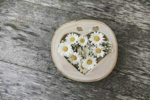 perfekter Blumenschmuck Hochzeit