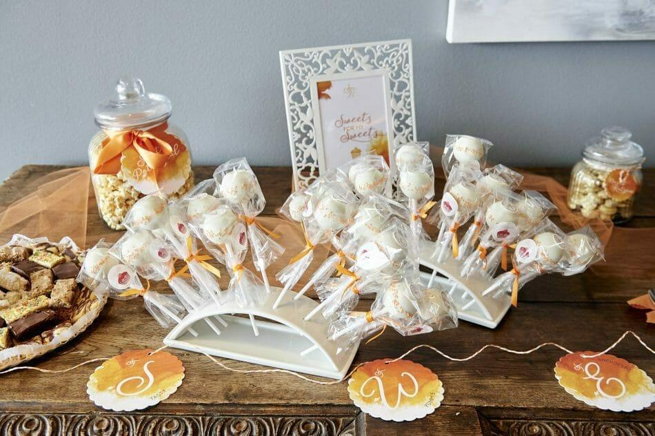 Hochzeitsfotos Candybar