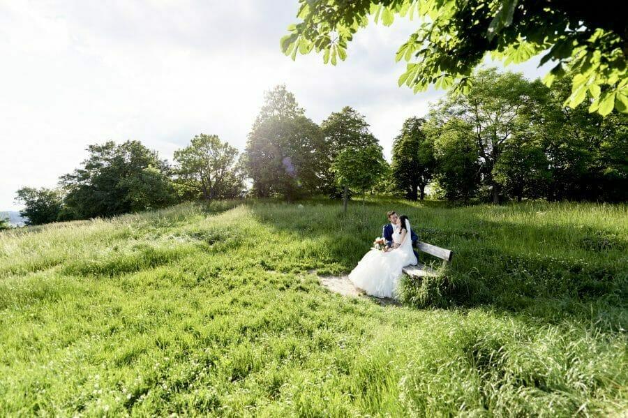 Hochzeitsfotos Kahlenberg