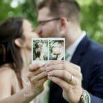 Hochzeitsfotos im Hugo-Wolf-Garten