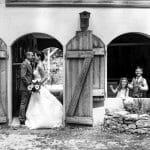 Hochzeit im Garten Tulln