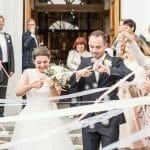 Hochzeitsfotos in der Ottakringer Brauerei & Kaasgrabenkirche