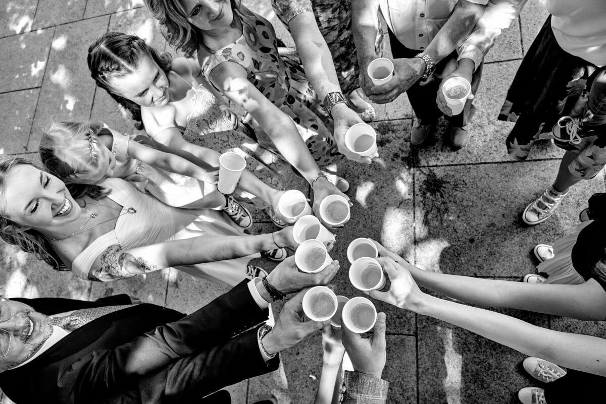 Worauf könnt Ihr bei einer Hochzeit im Freien achten?