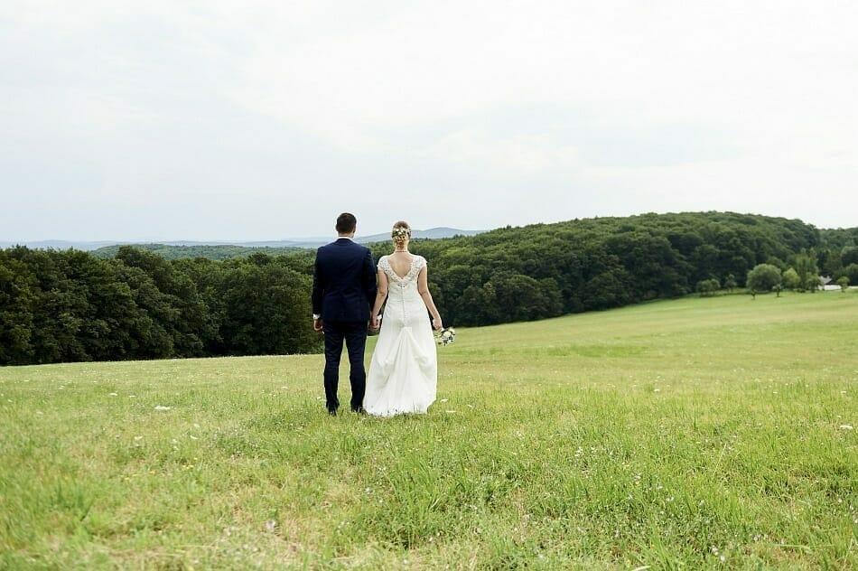 Hochzeit am Tulbinger Kogel