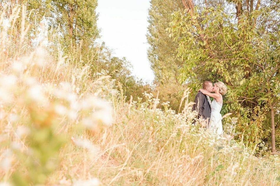 Sommerliche Hochzeit im Wake-UP