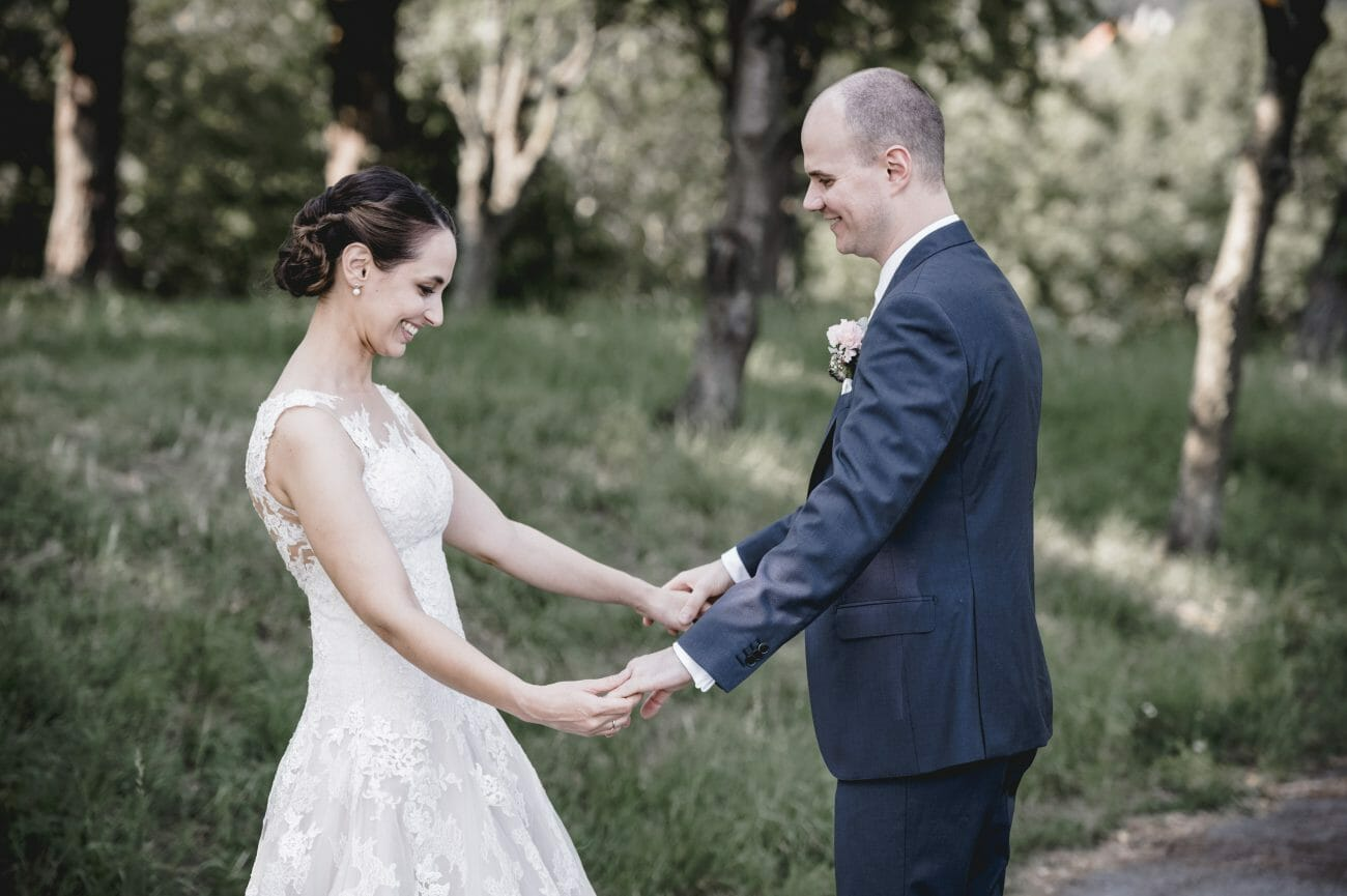Your wedding with us as photographers