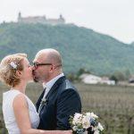 Eine Hochzeit im kleinen Rahmen