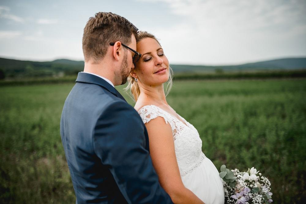 Eine Hochzeit im Frühling