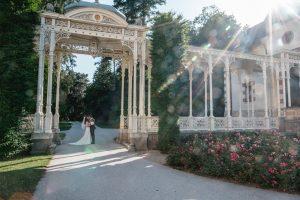 Eine Hochzeit im Lainzer Tiergarten