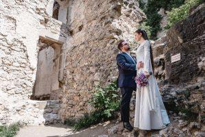 Hochzeit in der Bergkirche Rodaun