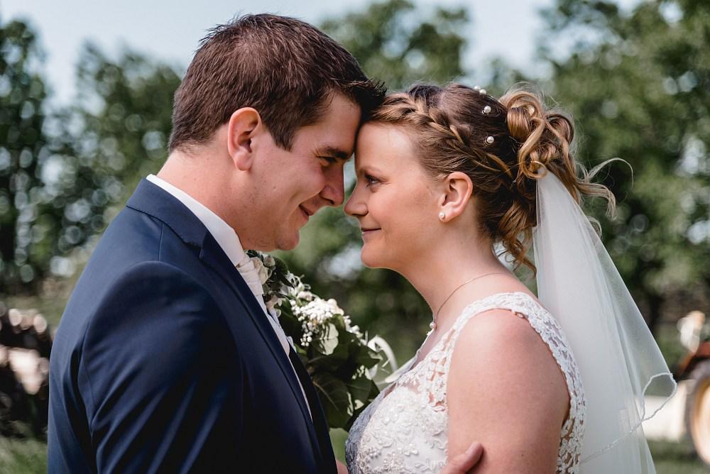 Eine Hochzeit in Niederösterreich