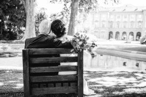 Hochzeit 2020 - ganz klein